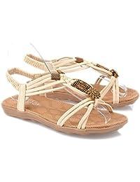 Sandale T-bracelet En Perles De Bohème Jds® De Fortuning Chaussures De Mode Pour Les Femmes KT11Whjy0B