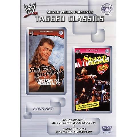 WWE - Shawn Michaels: Heartbreak Kid & Heartbreak Express Tour