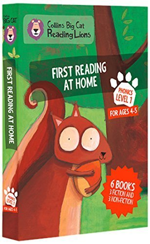 Level 1: First Reading (Collins Big Cat Reading Lions) by Collins UK (2015-05-27)