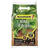 ALGOFLASH ATBILL6N Billes d'Argile, Marron, 6 L