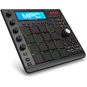 akai professional mpx16 portable finger drumming sample pad controller with 16 performance ready. Black Bedroom Furniture Sets. Home Design Ideas