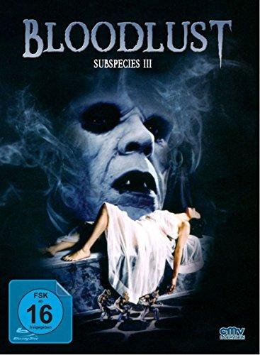 Bloodlust - Subspecies 3 - Uncut - Limitiertes Mediabook (+ DVD) [Blu-ray]