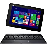 Asus T100CHI-FG001B 25,6 cm (10,1 Zoll FHD) Convertible Tablet-PC (Intel Atom Z3775, 1,4GHz, 2GB RAM, 32GB SSD, Intel HD, Win 8, Touchscreen) schwarz