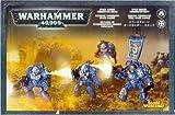 Games Workshop 99120101027 Warhammer 40,000 - Exterminadores marines espaciales