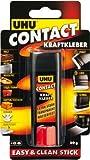 (100g/12,55) 6x UHU 48975 48976 CONTACT Kontakt Kleber Klebestift Kraftkleber Easy and Clean Stick 20g