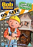 Bob The Builder - Onsite - Trains And Treehouses [DVD] [2009]