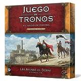 Fantasy Flight Games Juego de Tronos lcg: Las Arenas de dorne - español FFGT30