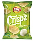 Lay's Crispz, Herb and Onion, 57g
