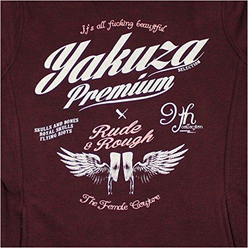Yakuza Premium Women Hoody 2153 Rot