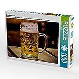 Eine Mass Bier ... 1000 Teile Puzzle quer (CALVENDO Lifestyle)