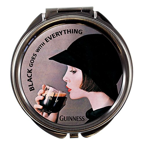 guinness-compact-mirror-drinking-lady