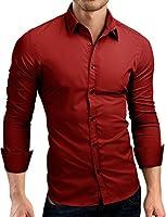 Grin&Bear Slim fit Herren Hemd SH500