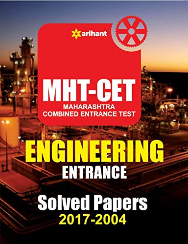 MHT-CET Engineering Entrance Solved Papers 2018