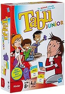 Hasbro Spiele 14334100 – Tabu Junior, Partyspiel