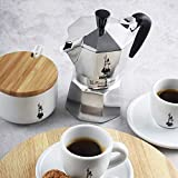 Bialetti Moka Express Espresso Maker, 2 Cup ,Silver