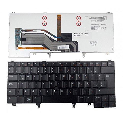 Dell-seriennummer (Tastatur für Notebook Dell Latitude E6420E5420E6220E6320E6430)
