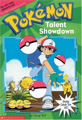 Talent Showdown (Pokemon Chapter Book) by Tracey West (20-Apr-2001) Paperback