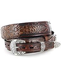 Jack Daniels Belt Snap 1242JD Belts Brown Belt