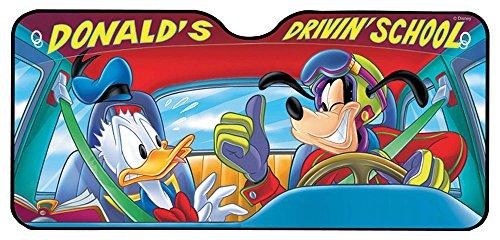 Disney-26016-Driving-School-Parasole-Anteriore-130-x-60-cm