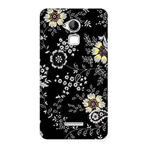 Cute Classic Flower Back Case Cover for Coolpad Note 3