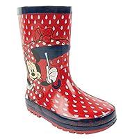 Minnie Mouse Raindrop Girl