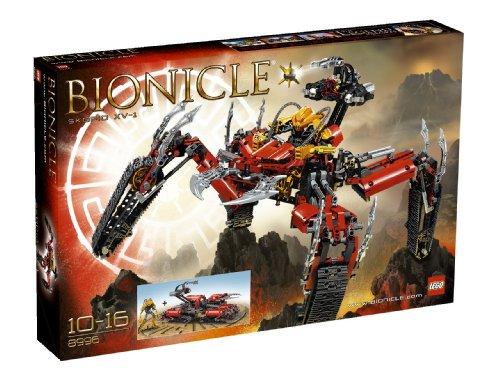 Lego Bionicle Scorpio XV-1 8996 parallel import goods (japan import)