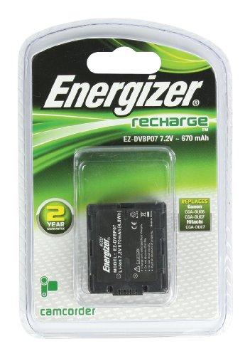 Energizer EZ-DVBP07 Camcorder-Akku (600mAh) 6v-energizer
