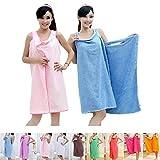 Shopo's Women Microfiber Wearable Bath W...