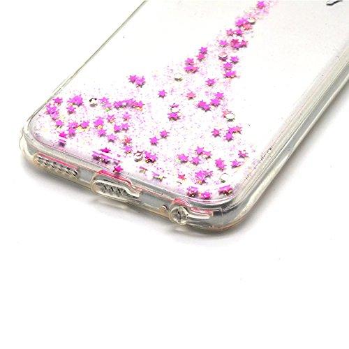 Vandot Per iPhone 8 / iPhone 7 4.7 Polliceesclusivo design Cover Custodia Per iPhone 7 4.7 Pollicestaccabile aria plastica dura di PC Ritorno Bumper Case Cover Per iPhone 8 ultra slim Thin 0,9mm Ma Bling 2