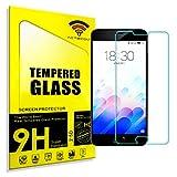 ACTECOM® Protector de Pantalla Cristal Templado Xiaomi Redmi Note 3 / Redmi note 3 PRO 2.5D 9H