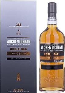 Auchentoshan 24 Year Old Noble Oak Single Malt Whisky from Auchentoshan