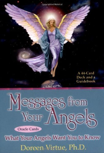 By Doreen Virtue PhD Messages from Your Angels: Oracle Cards (Deck) (Gmc Crds/B)
