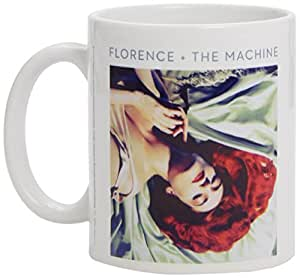 Florence And The Machine Mug, Licensed, Boxed