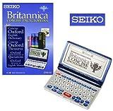 Seiko ER8100 Britannica and Oxford Reference Library Dictionnaire électronique (en anglais) (Import Royaume Uni)