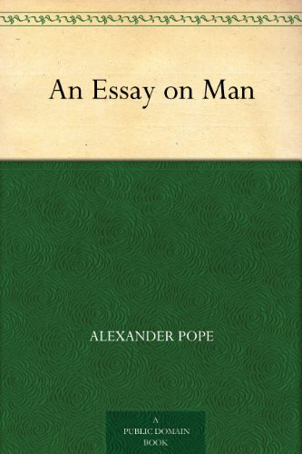 An Essay on Man (English Edition)
