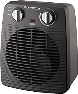 Rowenta SO2210 Compact Power Termoventilatore Potente e Compatto, Riscalda e Raffredda Gli Ambienti, Ottimo per Qualsiasi Stagione, 2000 W, 220 V, Nero (B014EWSGX2) | Amazon price tracker / tracking, Amazon price history charts, Amazon price watches, Amazon price drop alerts