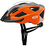 Abus Aduro 2.0 Fahrradhelm, Race orange, 58-62 cm