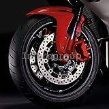 Vernice alta temperatura e pinze freno D-Gear Bomboletta vernice spray alta temperatura rossa red per pinza freno auto tuning