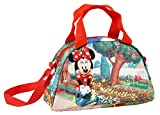 Minnie Disney D92749 - Borsa Bowling, Multicolore