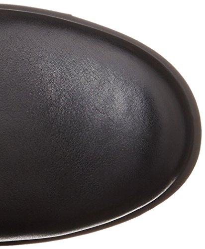 ECCO TOUCH 25 B Damen Biker Boots Schwarz (Black 2001)