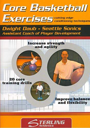 Basketball Training Video by Dwight Daub of the Seattle Sonics (Videos Sonic De)