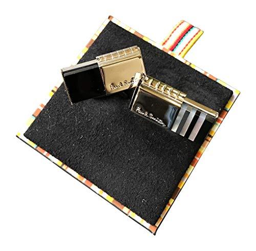 Paul Smith Designer Stil Ikone Manschettenknöpfe (Mikro Chip)