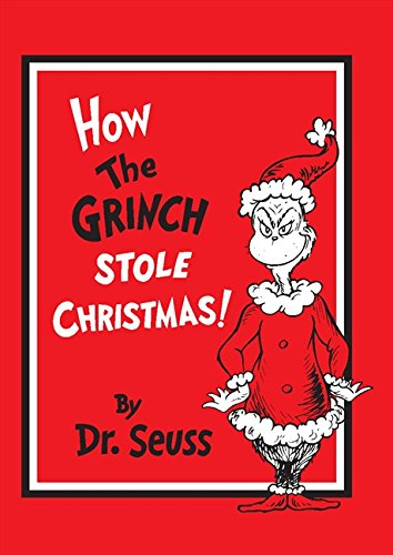 How the Grinch Stole Christmas! Gift Edition (Dr. Seuss) por Dr. Seuss
