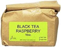 Hale Tea Black Tea, Raspberry, 16-Ounce