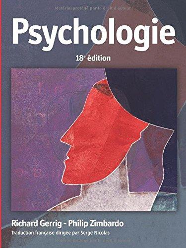 Psychologie 18e édition