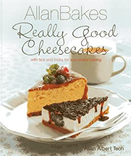 Allan Bakes Really Good Cheesecakes (9814408123) | Amazon Products