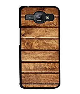 FUSON Designer Back Case Cover for Samsung Galaxy J1 (2015) :: Samsung Galaxy J1 4G (2015) :: Samsung Galaxy J1 4G Duos :: Samsung Galaxy J1 J100F J100Fn J100H J100H/Dd J100H/Ds J100M J100Mu (Wood Furniture Table Door Solid Beautiful Art Wallpaper)