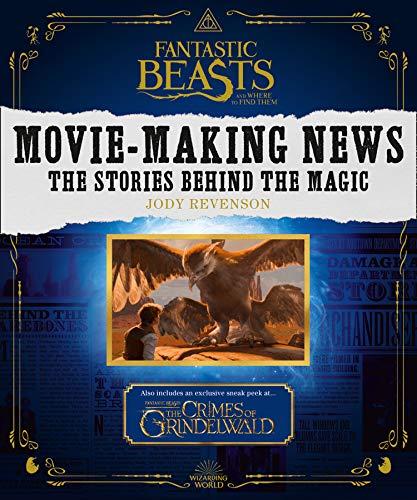 Fantastic Beasts: Wizarding World News por Jody Revenson
