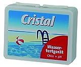 Cristal 287006 Wassertestgerät pH/Chlor
