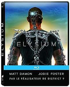 Elysium [Édition Limitée exclusive Amazon.fr boîtier SteelBook]